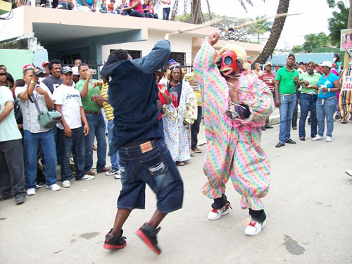 Carnaval de Montecristi