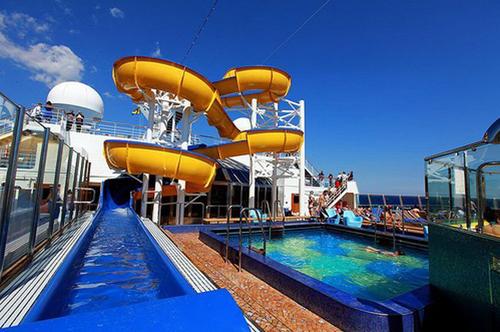 Crucero Costa Luminosa