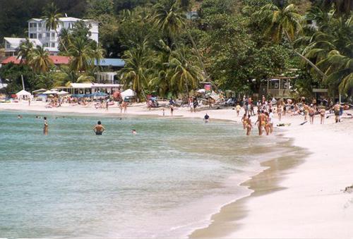 Cane Garden Bay, destino en Tortola