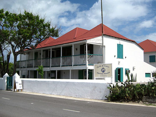 El Museo Nacional, historia de las Turcas y Caicos