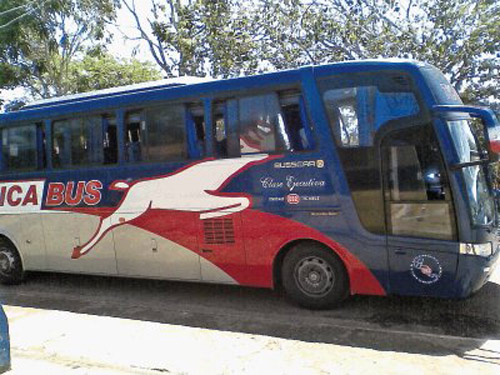 Tica Bus, uniendo Centroamérica