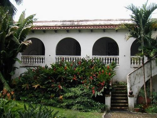Casa Blanca, museo boricua en San Juan