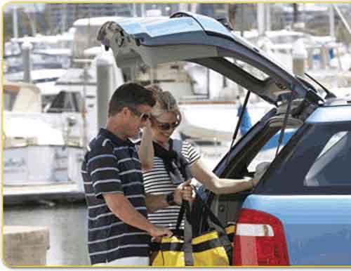 Alquiler de coches en San Martin