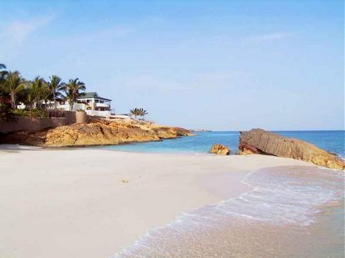 Barnes Bay, una playa solitaria en Anguila