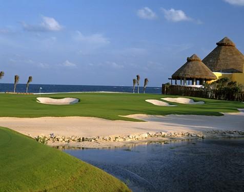 Los mejores campos de golf del Caribe
