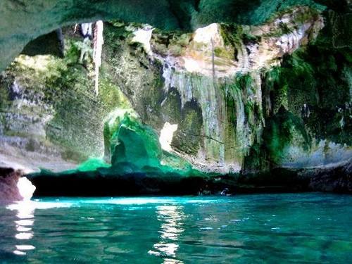 Cueva Marina Thunderball