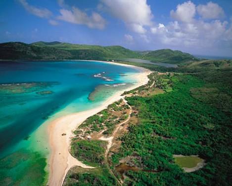 Los Cayos de La Cordillera, buceo y snorkel en Puerto Rico